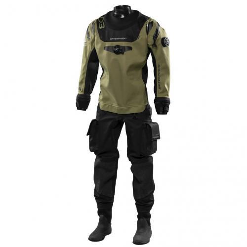 WATERPROOF D3 Ergo Drysuit Male
