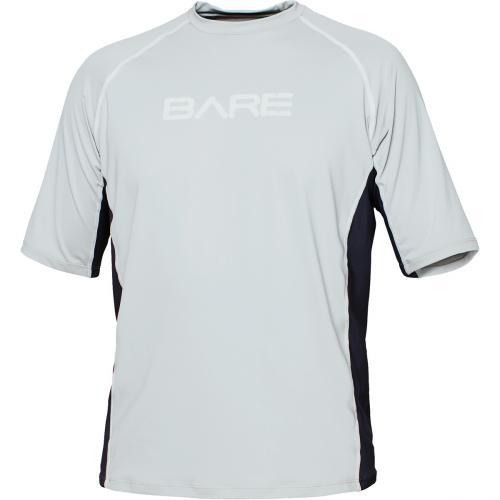 Sunguard, Short Sleeve, Mens, Grey