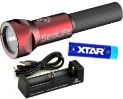 Sea Dragon Mini 1300S Power Kit (Includes SD Mini 1300 light, lan