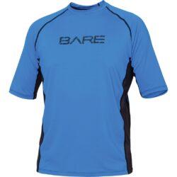 Sunguard, Short Sleeve, Mens, Blue