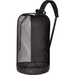 BVI Mesh Backpack, Black