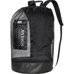 Bonaire Mesh Backpack, Black