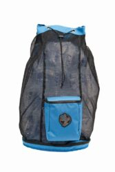 Collapsing Mesh Backpack