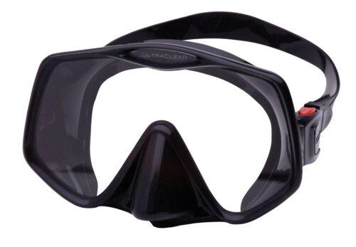 Frameless 2 Mask, Medium Black