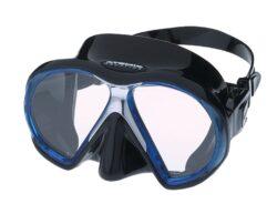 SubFrame Mask, Black/Blue