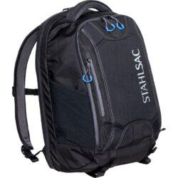 Steel Backpack, Black
