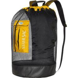 Bonaire Mesh Backpack, Yellow
