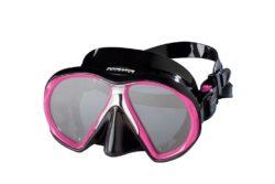 SubFrame Mask, Medium Fit, Black/Pink