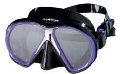 SubFrame Mask, Medium Fit, Black/Purple