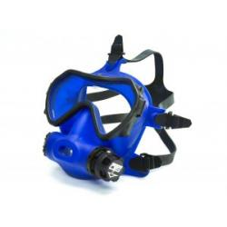 OTS Spectrum Full Face Mask Blue / Coated Lens