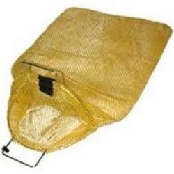 L WIRE HANDLE MESH BAG 20
