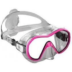 MASK,PLAZMA,CLEAR SIL/PINK