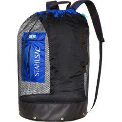 Bonaire Mesh Backpack, Blue