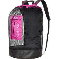 Bonaire Mesh Backpack, Pink