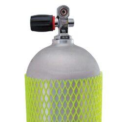 Cylinder Net - Green