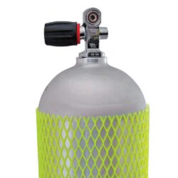 Cylinder Net - Yellow