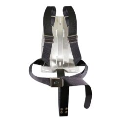 Highland Tec/Rec Harness & Stainless Steel Back Plate