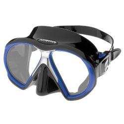 SubFrame Mask, Medium Fit, Black/Royal Blue