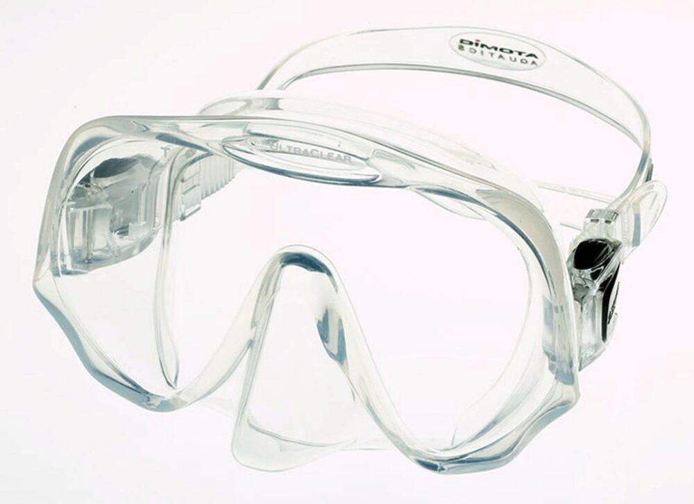 Frameless 2 Mask, Clear