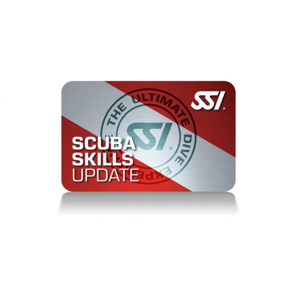 Scuba Skills Update SSU