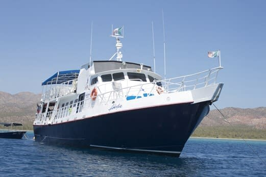 Sea of Cortez Liveaboard