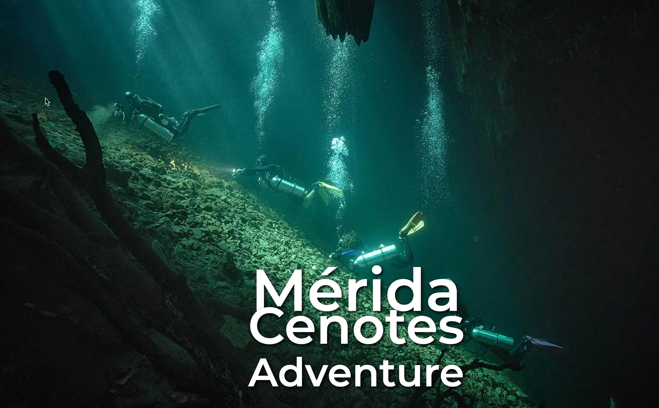 Merida Cenotes Adventure