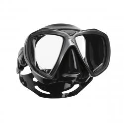 ScubaPro Spectra Dive Mask - Black Skirt