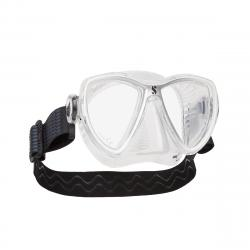 ScubaPro Synergy Mini Mask Clear Skirt w/ Comfort Strap