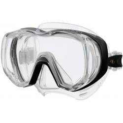 TUSA Tri-Quest Mask - Clear Skirt
