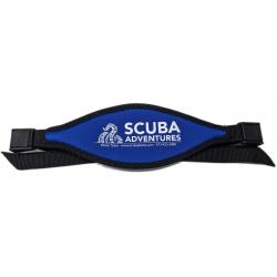 Scuba Adventures Buckle Strap - Royal Blue