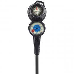 2-Gauge Pressure Gauge - FS-2 Compass - Metric/Imperial
