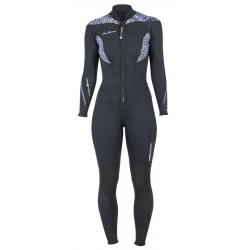 Henderson Thermaxx Jumpsuit Front Zip 1.5mm Womens