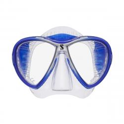 Synergy 2 Twin - Clear/Blue w/comfort strap