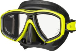 TUSA Ceos Mask - Black Skirt