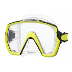 TUSA Freedom HD Mask - Clear Skirt