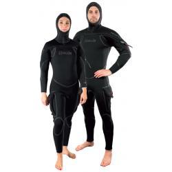 Neotek Semi-Drysuit, 7/8 MM, Unisex