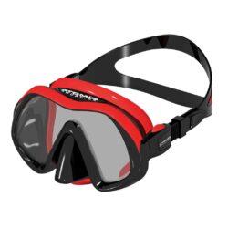 Venom Frameless Mask, Red
