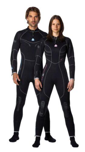 Waterproof W3 3.5mm Tropic Suit Female