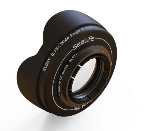 0.75x Wide Angle Conversion lens for DC-Series