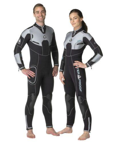 Waterproof W4 5mm Full Wetsuit Male