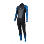 SUIT,HYDROFLEX,3MM,FULL,BLK,MEN,3XL