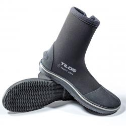 10, 5mm Trufit Rubber Toe Cap and Heel Boot