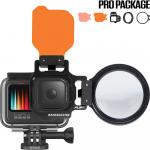 BACKSCATTER FLIP8 PRO PACKAGE WITH THREE FILTERS & +15 MACROMATE