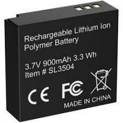 Battery for RM-4K (Li-ion, 3.8V, 950mAh)
