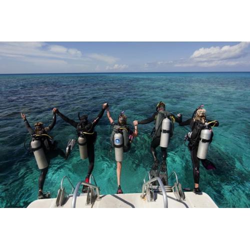 SDI Boat Diving Specialty