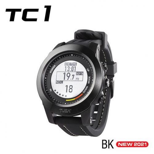 TC1 WRIST COMPUTER - BLACK