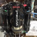 TDI Prism 2 CCR Training, non DECO