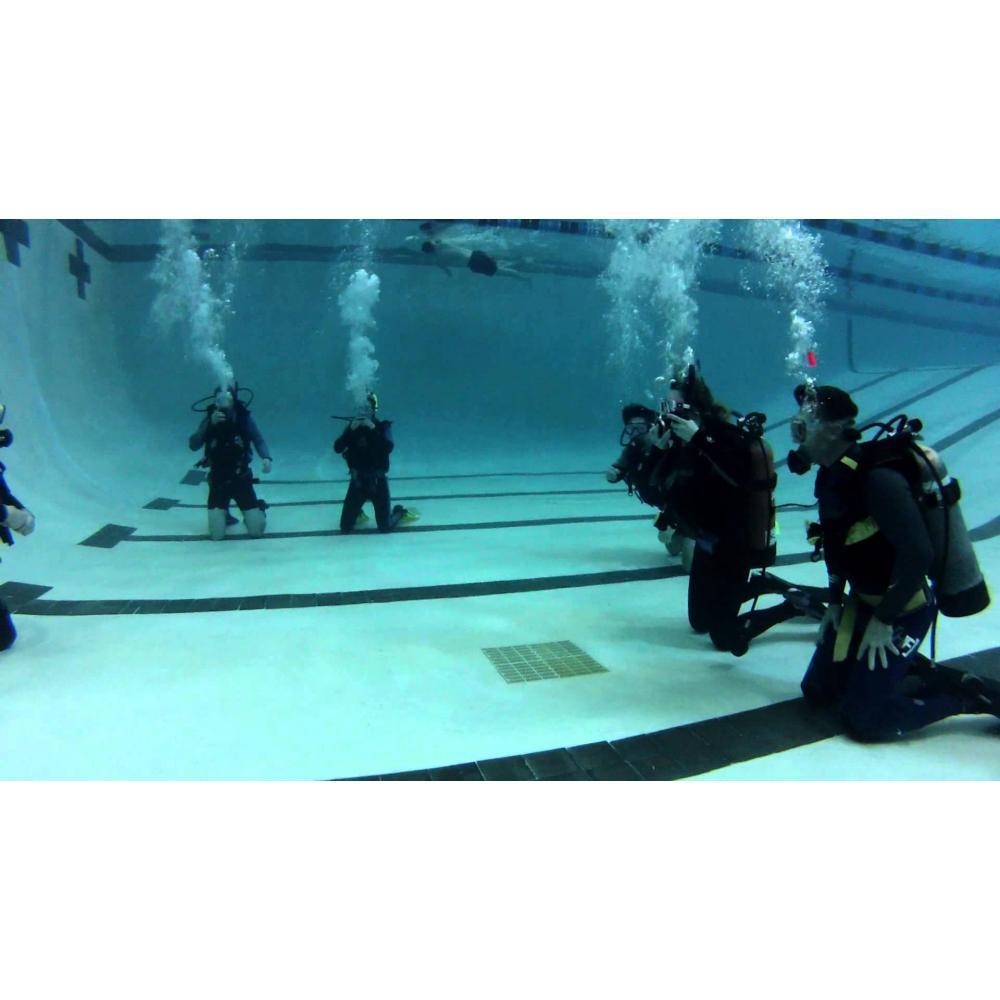 SDI Open Water Training