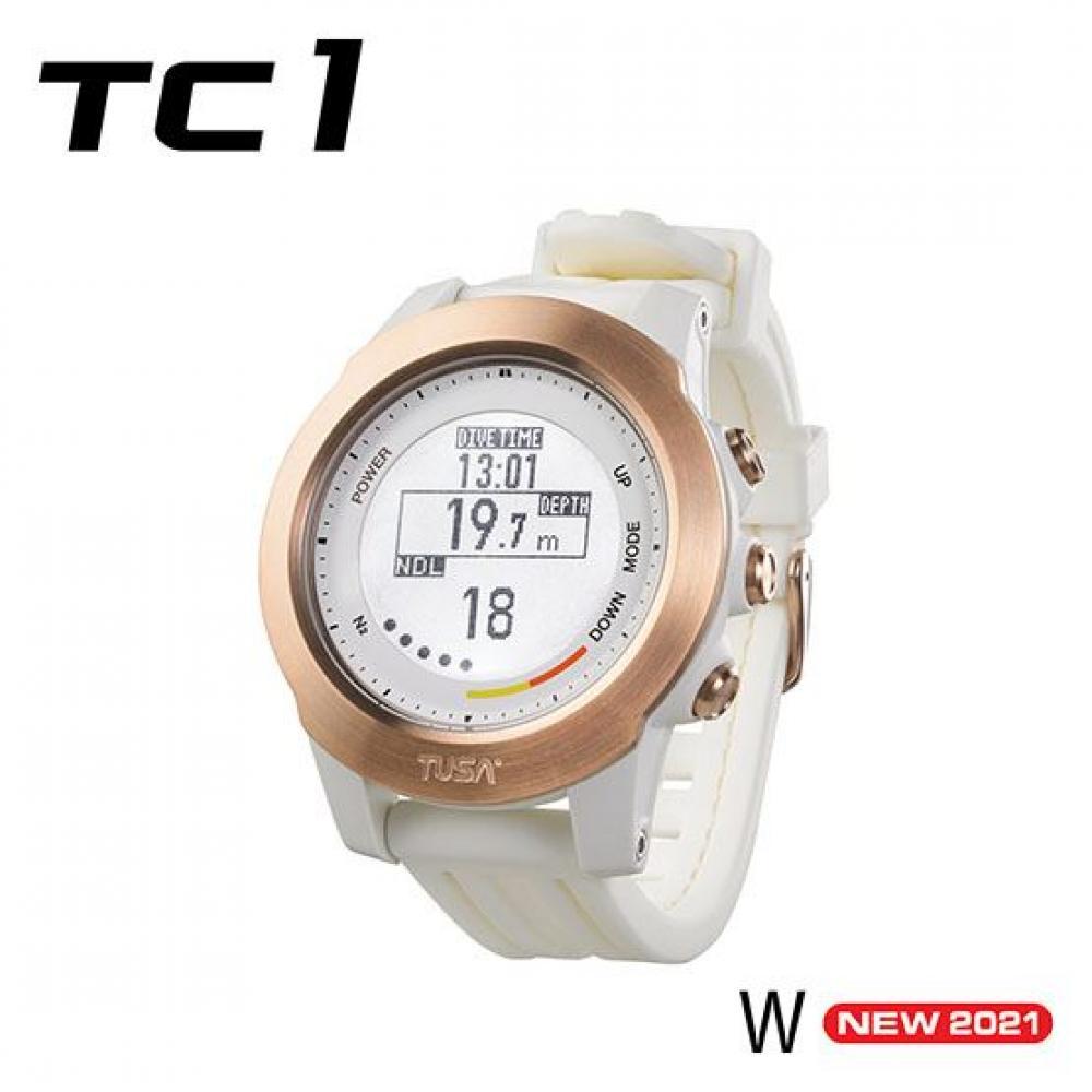 TC1 WRIST COMPUTER - WHITE