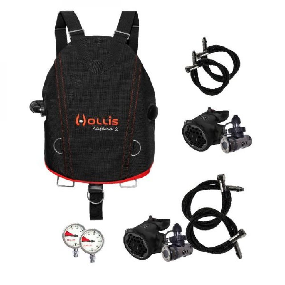 Hollis Sidemount Package